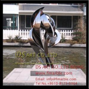 Best Stainless Steel Sculpture, Steel Sculpture, Metal Sculpture wholesale