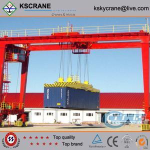 Best U Typed Double Girder Heavy Duty Gantry Crane For Port Use wholesale