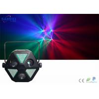 Best 30W LED Stage Light 3 Eyes RGBW 4in1 LED Moving Head Beam Light for Bar or KTV wholesale