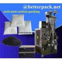 Best activated carbon packets activated charcoal packaging machine in non woven bag wholesale