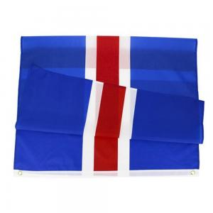 Best L3ft Iceland CMYK Advertising Banner Flags wholesale