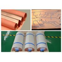Best Standard Width Copper Sheet Roll 12um Thickness With Good Etching Resist Adhesion wholesale