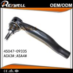 Best Tie Rod End Ball Joint Car Suspension Parts SE-T221L 45047-09335 TOYOTA City SUV Rav4 ACA33 wholesale