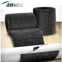 Best 5cm 7.5cm 10cm 12.5cm 15cm Ansen colors easy operate oil & gas resistant synthetic armor wrapping tape fiberglass wholesale