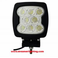 Best 80W IP68 water-proof led work light for truck wholesale