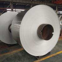 Best Reflective Aluminium Foil Roll , Aluminium Strip Foil 1345678 Series 7606 wholesale