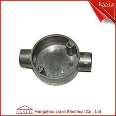 China Two Way Conduit Junction Box / 4 Way Conduit Box , EMT IMC RIGID Standard on sale