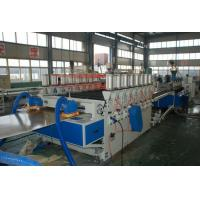 Best Large Capacity WPC Foam Board Machine Width 915mm to 1220mm wholesale