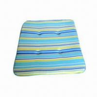 Buy cheap Canvas chair cushion in various patterns from wholesalers