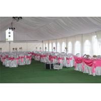 Buy cheap 10-60 Meter Width Multi Functional White Color Wedding Party Tents Marriage Tent With CE from wholesalers