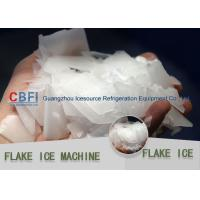 China Supermarket Flake Ice Machine With Micro Computer Centralized Control on sale