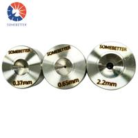 Best Tungsten Carbide Pcd Diamond Coated Wire Drawing Die,High quality PCD wire drawing dies wholesale