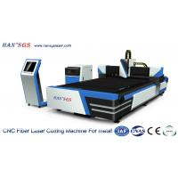 Quality Factory supply Fiber Laser Cutting Machine for metal HANS GS in China wholesale