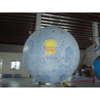 Best Big Reusable Inflatable Advertising Earth Globe Balloons for science demonstration wholesale