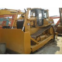 Best Caterpillar D6H Second Hand Bulldozers For Sale , Used Construction Equipment wholesale