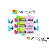 Buy cheap Multi Language Windows 10 Product Key Customizable FQC 64/32bit OS Full Version from wholesalers