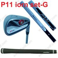 China golf irons/taylor p11golf irons on sale