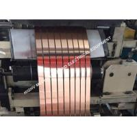 Best Reactor And Inductor Thin Copper Tape , Mirror Surface Copper Craft Foil wholesale