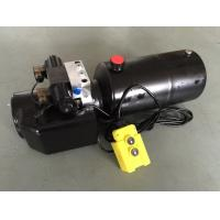Explosion Proof 8L Steel Tank Electric Hydraulic Power Units For Double Acting Cylinders