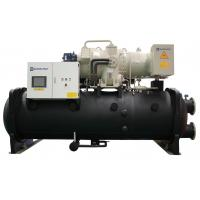 Buy cheap R134a Spray Two Stage Semi - Hermetic Centrifugal Chiller With Micro Computer Control from wholesalers