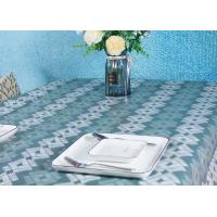 Best Wood Pulp Disposable Paper Tablecloth Printed Eco - Friendly For Wedding wholesale