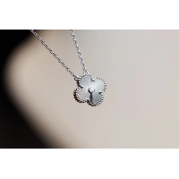 Buy cheap van cleef and arpels jewelry Van Cleef Arpels 18k Gold Alhambra Pendant Necklace from wholesalers