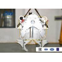 Best 1000lbs Diamond Wire Guillotine Saw ROV Control With Imported Diamond Rope wholesale