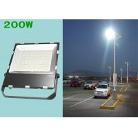 Best 200w waterproof outdoor led flood lights, high lumen industrial outdoor led flood light fixtures For Billboard Lighting wholesale
