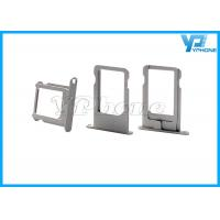 Best Spare Parts For Iphone 5s Card Tray , Card Hold For Iphone 5s , Black wholesale