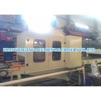 Cheap color stone coated metal roof tile roofing sheet shingle making machine production line for sale