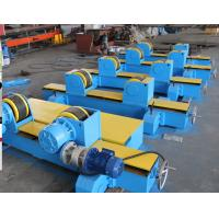 Automatic Lead Screw Conventional Heavy Duty Roller Stands For Tank Turning Welding