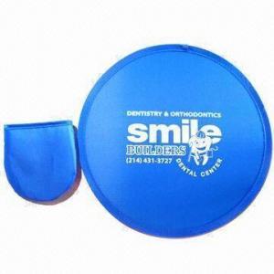 Best Foldable Flying Disc, Made of Nylon wholesale
