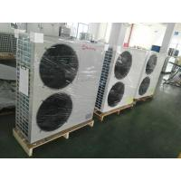 Best Wall Mounted 5 Ton Hydronic Heat Pump Galvanized Steel Sheet With LCD Finger Touch Display wholesale