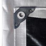 Best 5mx6m Blue Reinforced Waterproof PE Tarpaulin For Truck wholesale