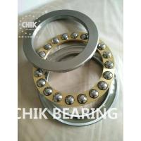 Best Chrome steel Ball Bearings , single direction miniature thrust bearing wholesale