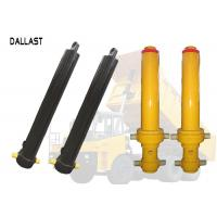 Buy cheap Single Acting Hollow Plunger Hydraulic Cylinder Telescopic Multistage for Dump from wholesalers