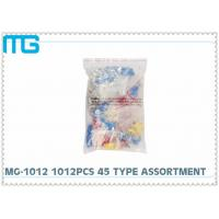 Best Power cable wire Terminal Assortment Kits  With different type ,Transparent plate packing CE wholesale