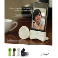 Best Silicone musical horn,silicone speaker used for iphone wholesale