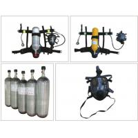 SOLAS Personal Protective Equipment Of Carbon Fiber Gas Cylinder SCBA