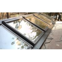 Details of exclusive 90 degree opening roof skylight for Motorized blinds for skylights
