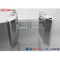 Best Luxury Automatic Security Access Control Swing Barrier Gate System With Rfid Identification wholesale