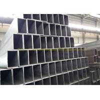 Best 2 Inch 3 Inch 4 inch Galvanized Steel Square Tubing Metal Iron Tubing wholesale