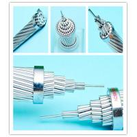 Best HV Bare Aluminum Wire ACSR Conductor Turkey Code 1 Stranded 1.68mm wholesale