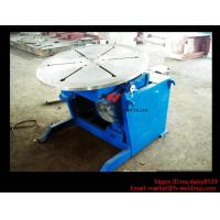 Best High Precision Pipe Welding Positioners With Turning / Revolve Table HB30 3000KG wholesale