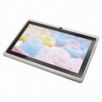 Best 7-inch MID with Android 4.0 OS, Capacitive Touch and Built-in 4GB Flash wholesale