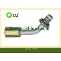 Cheap Al & steel fittings /ac hose fittings/ auto air conditioning hose fittings for sale