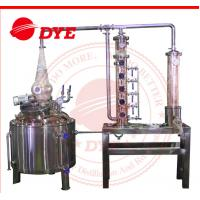 Best 500L Craft Commercial Distilling Equipment For Alcohol Making Customized wholesale