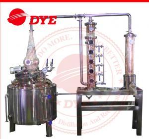 Best Semi-Automatic Home Distillation Equipment , Micro Distillery Equipment wholesale