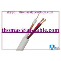 Best RG-59+2C Siamese Coax cable for CCTV Video Security systems, 12V/24V DC or AC Power wholesale