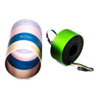 Best Through Bore 38.1 mm Rotary Slip Ring For Operation Theater Lights wholesale